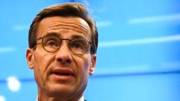 Regierungsbildung in Schweden zum dritten Mal gescheitert