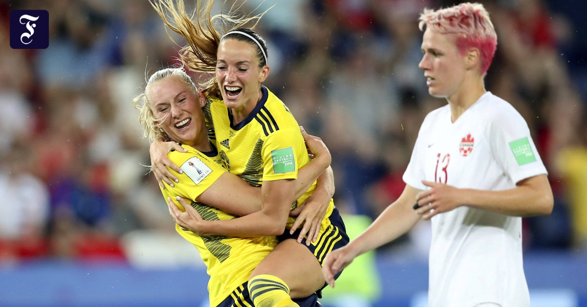 DFB-Frauen im WM-Viertelfinale gegen Schweden