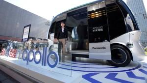 Google-Rivale Baidu verbündet sich mit Toyota und Geely