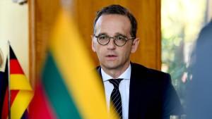 Maas glaubt nicht daran, europäische Firmen schützen zu können