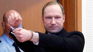 Neues Gutachten stuft Breivik als schuldfähig ein
