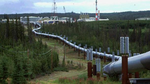 Washington setzt Ölförderung in Naturschutzpark in Alaska aus