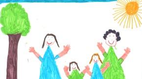 """Regenbogenfamilien: """"Es sind auch Männer um uns herum"""""""