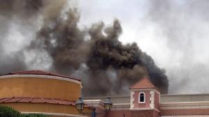 19 Tote nach Feuer in Einkaufszentrum in Qatar