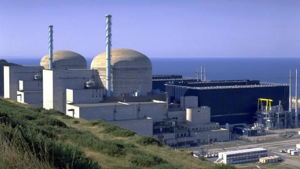 Atomreaktor in Flamanville soll wieder ans Netz