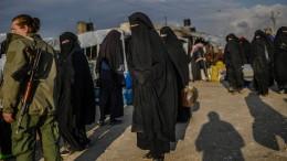 Rückkehr aus dem Kalifat