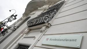 Österreichs Kanzler Kurz unter Druck