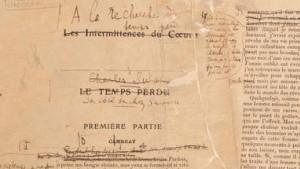Marcel Prousts Suche nach dem willigen Verlag