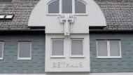 Das Bethaus der Baptisten-Gemeinde in Frankfurt ist bis auf Weiteres geschlossen.