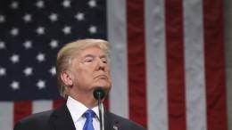 Senat verweigert Trump in der Außenpolitik die Gefolgschaft