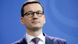 Netanjahu empört über Polens Regierungschef