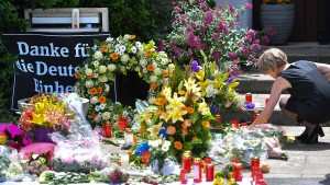 Trauer-Konvoi führt durch Kohls Heimatstadt