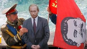 Putins Partei fordert mehr Medienkontrolle