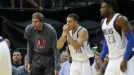 Schlafen bald in anderen Betten: Dirk Nowitzki und die Dallas Mavericks