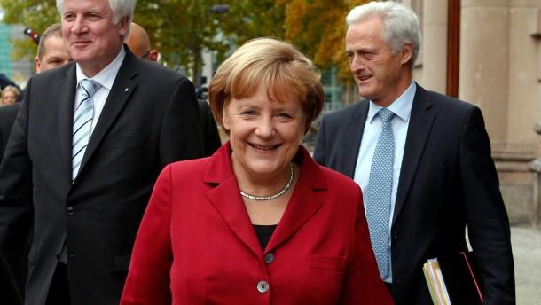 Union und SPD verständigen sich auf Koalitionsverhandlungen