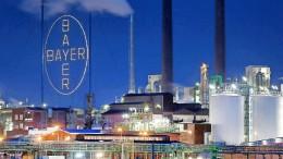 Das Elend mit der Bayer-Aktie