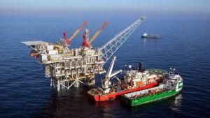 Israel fördert Gas aus dem Mittelmeer