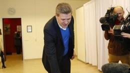 Mitte-Rechts-Regierung verliert Stimmen