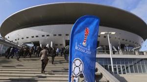 Tod und Ausbeutung in russischen WM-Stadien