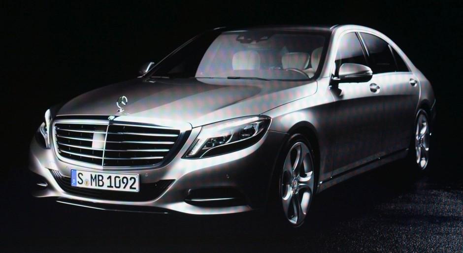 Mercedes-Benz: Die neue S-Klasse in Bildern - Bild 1 von 17
