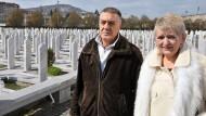 Eltern getöteter Kinder von Sarajevo trauern noch immer
