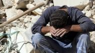 Aleppo steht wieder unter Beschuss