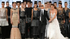 Chanel zeigt Haute Couture