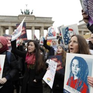 Proteste auch in Berlin