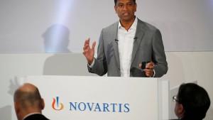 Novartis will Konkurrenten für fast 10 Milliarden Dollar übernehmen