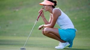 Ein größeres Loch für die nächste Generation Golf