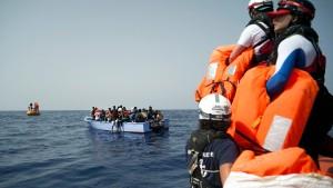 Mehr als 50 Tote bei Bootsunglück
