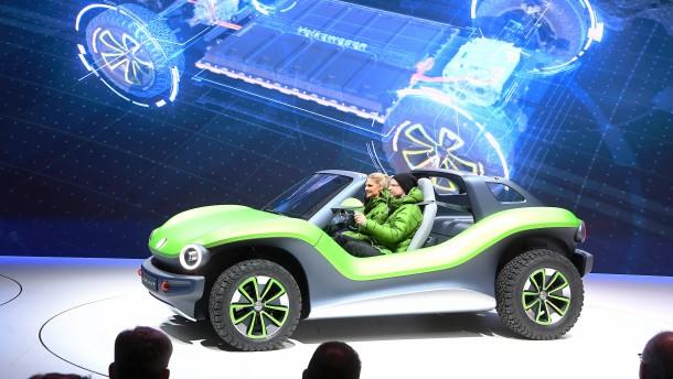 VW gründet neues Batterie-Konsortium für E-Autos