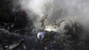 Menschliches Versagen führte zu Flugzeugunglück