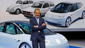 VW investiert 44 Milliarden Euro in Elektro-Offensive