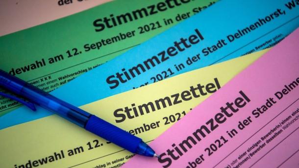 Wo niemanden die Bundestagswahl interessiert