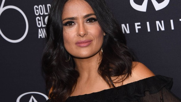 Salma Hayek: Weinstein war mein Monster