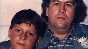 Ermittlungen  gegen die Familie Pablo Escobars