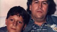Mein Vater trieb Liebe und Hass in Extreme