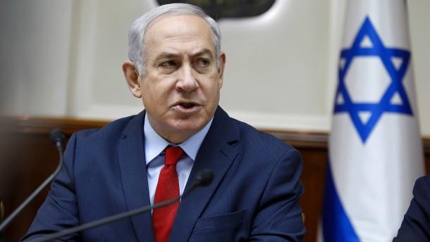 Die Freunde und Feinde Netanjahus