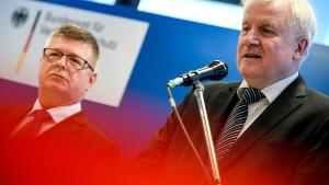 Verfassungsschützer Haldenwang warnt vor mehr Cyberspionage