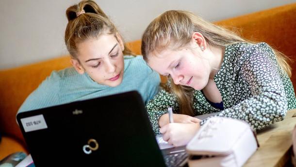 Überforderung durch Homeschooling