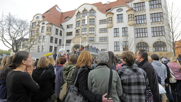 Germany Anniversary High School Massacre