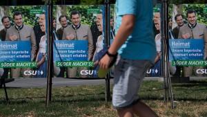"""""""Die CSU hat sich einen Schnitzer erlaubt und wir haben das genutzt"""""""
