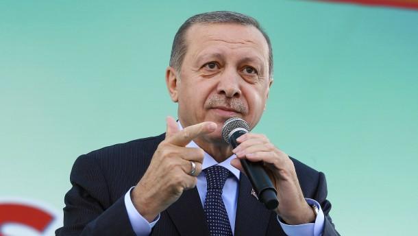Politiker fordern Einreiseverbot für Erdogan