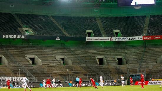 Bundesliga pausiert bis mindestens 2. April