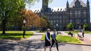 Ausländische Studenten müssen Amerika verlassen