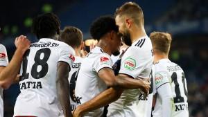 HSV zieht im Kampf um den Aufstieg nach