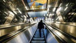 Moskauer Metro bildet 2020 erstmals Fahrerinnen aus