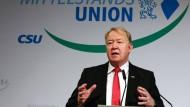 CSU-Politiker: Athen hat letzte Chance verspielt