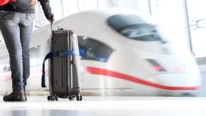 Deutsche Bahn hält an Expansionskurs fest